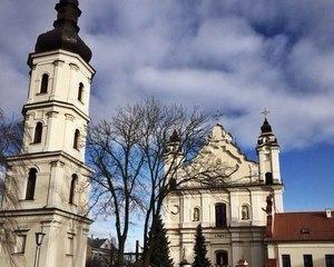 Пинск, Собор Вознесения Пресвятой Девы Марии
