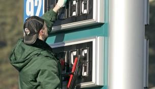 Топливо в Беларуси подорожало на 1 копейку