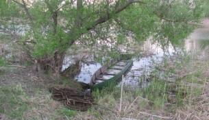 утонул рыбак - фото