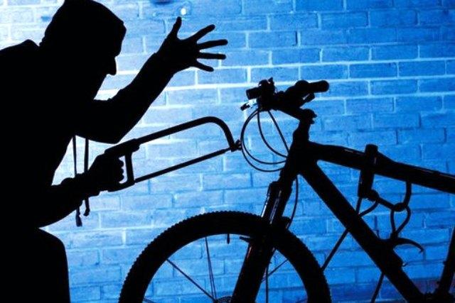 всплеск краж велосипедов - фото