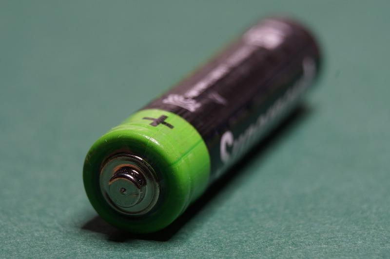 Батарейка - фото