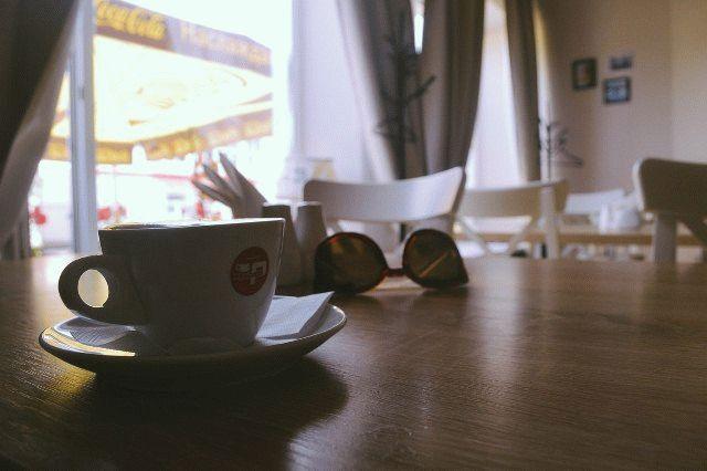 Фото: кафе «Бона Сфорца» в Пинске