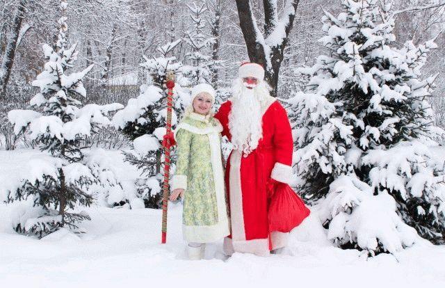 Дед Мороз - фото
