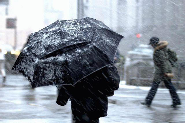 Весна придет в Беларусь со штормовым ветром и осадками