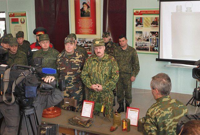 В Беларуси пройдет проверка готовности войск территориальной обороны
