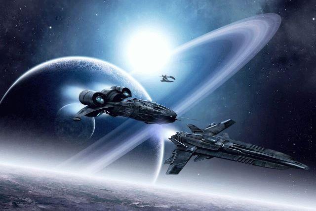 У жителя Кобрина похитили боевой космический корабль