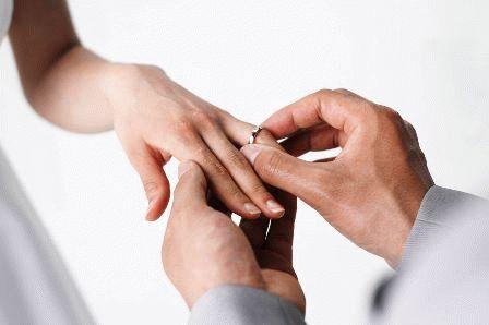 Свадьба: как не получить отказ от девушки?