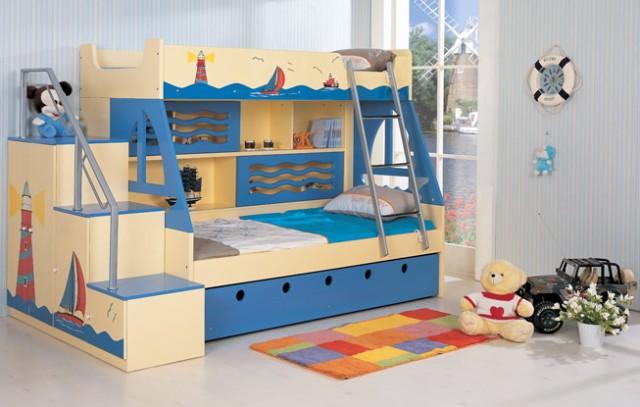 варианты детской мебели