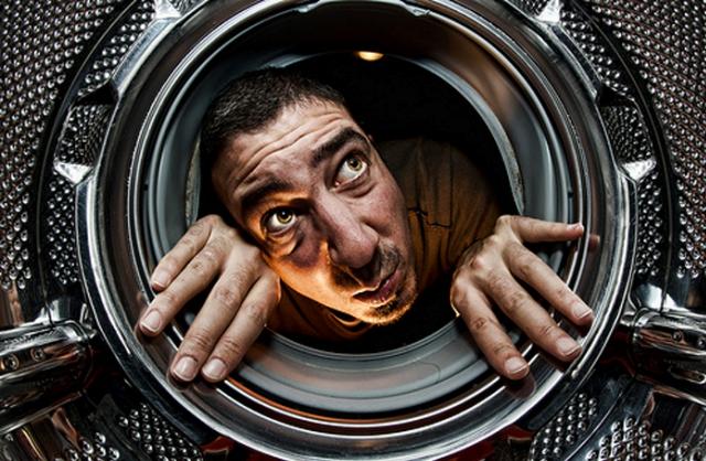 Устранение поломок стиральных машин - фото