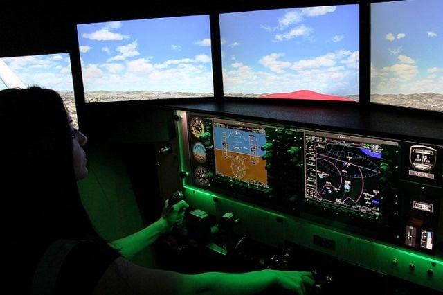 Авиасимулятор: почти настоящий полёт