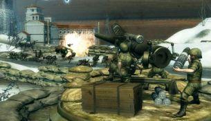 стрелялки и солдатики