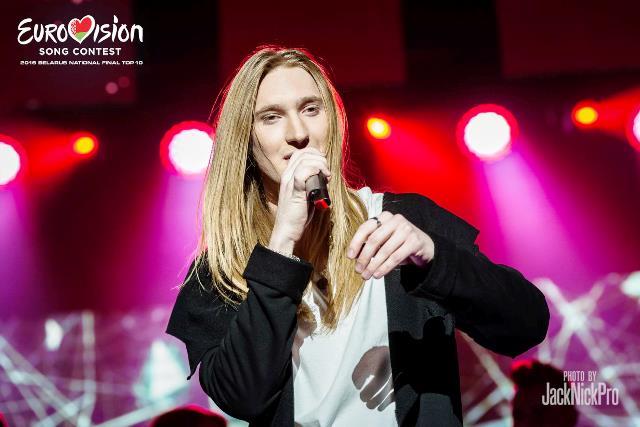 Белорусский исполнитель Ivan поборется за выход в финал «Евровидения»