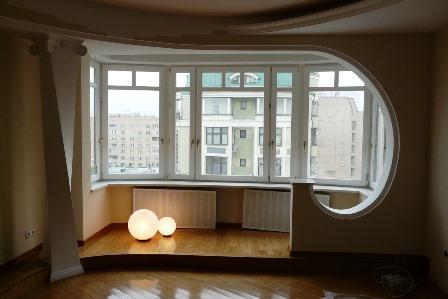 «Балкон под ключ»