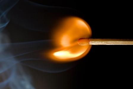 Определение температуры воспламенения. АЕТ-402