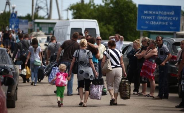 МВД: поток украинских беженцев в Беларусь уменьшился в 3 раза