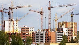 строительство жилья - фото