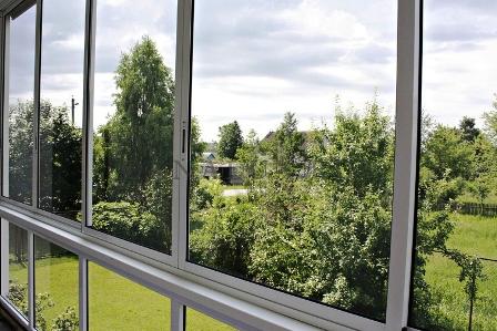 Алюминиевые окна - виды продукции и установка