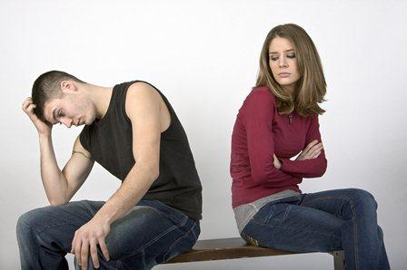 Что чувствует подчиненный партнер в любовных отношениях, которые распадаются