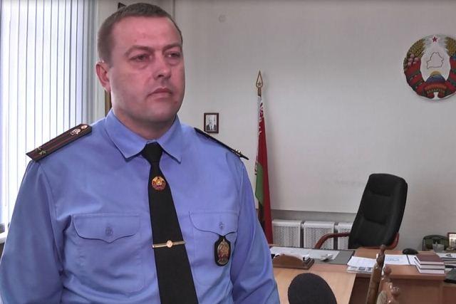 Начальник пинской милиции рассказал о криминогенной обстановке в городе