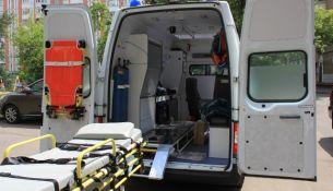Медицинская перевозка больного после инсульта