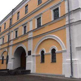 Музее белорусского Полесья
