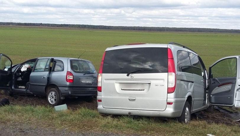 ДТП вКалинковичском районе: погибли минчанин спрестарелой матерью