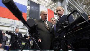 Новое радиоэлектронное оружие, созданное в России, поражает цели без снарядов