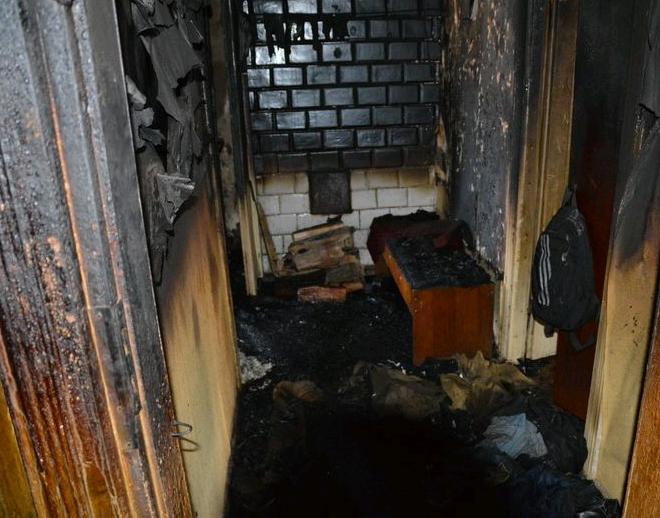 ВГродненской области впожаре погибли 4-летний ребенок идвое взрослых