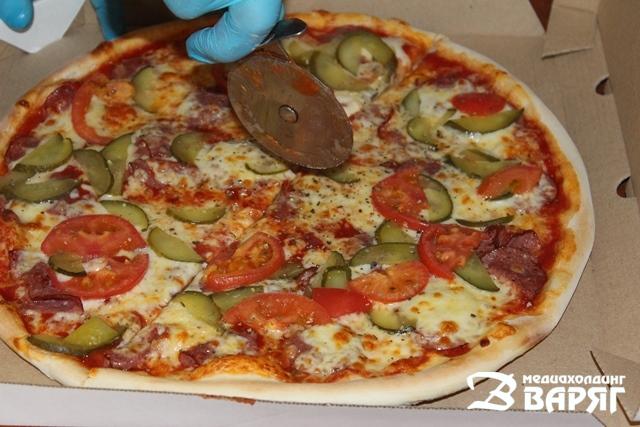 Пицца Итальяна - быстрая доставка