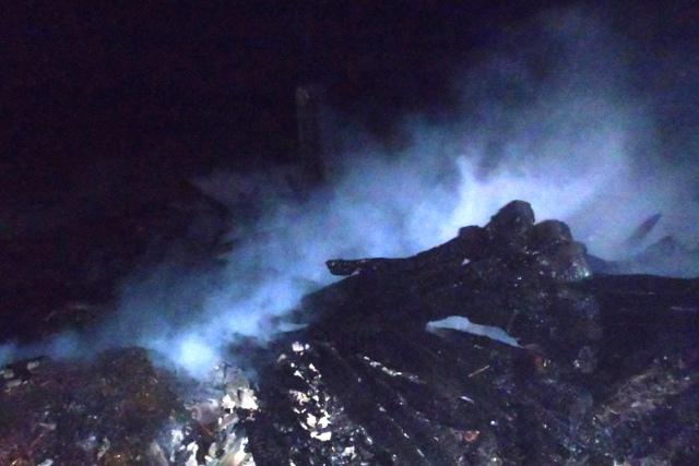 Напожарах вСаратовской области погибли 2 пенсионера