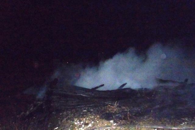 Засутки напожарах вСаратовской области погибли три человека