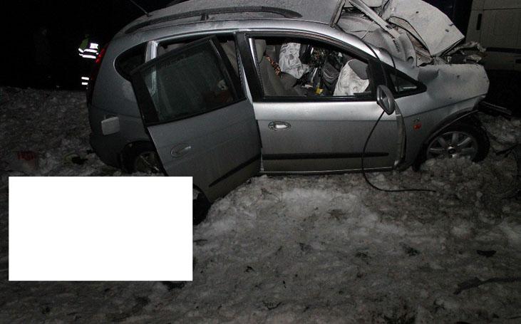 Уголовное дело возбуждено пофакту смертоносного ДТП вИвьевском районе