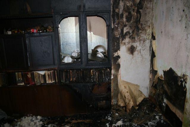 ВМозыре напожаре погибли двое пожилых людей