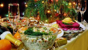 на диету сразу после новогодних праздников