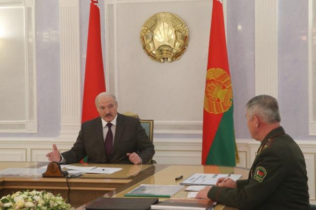 Лукашенко: Беларусь несобирается быть «отстойником» для незаконных мигрантов