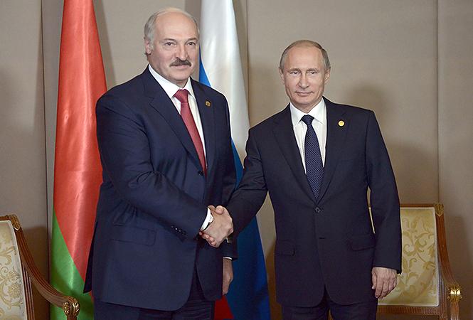 Россия и Беларусь - фото