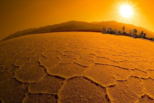 2016 год стал одним из самых жарких