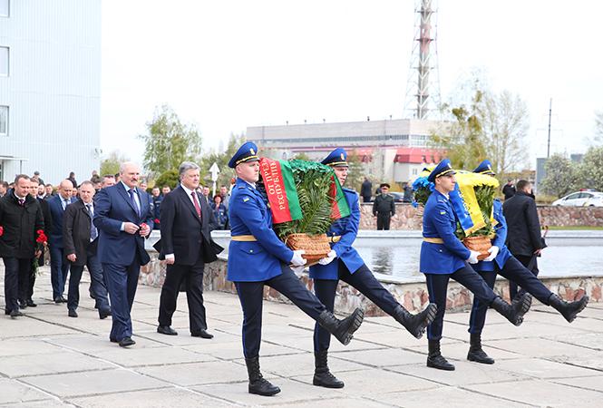 ВОрле пройдет митинг, посвященный героям-чернобыльцам