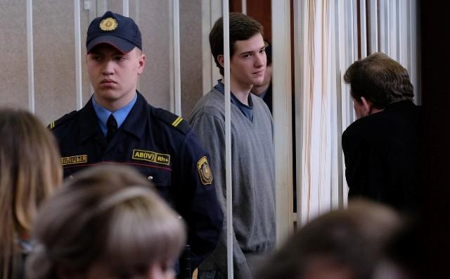 В Минске напавшего на учительницу гимназиста посадили на 8 лет