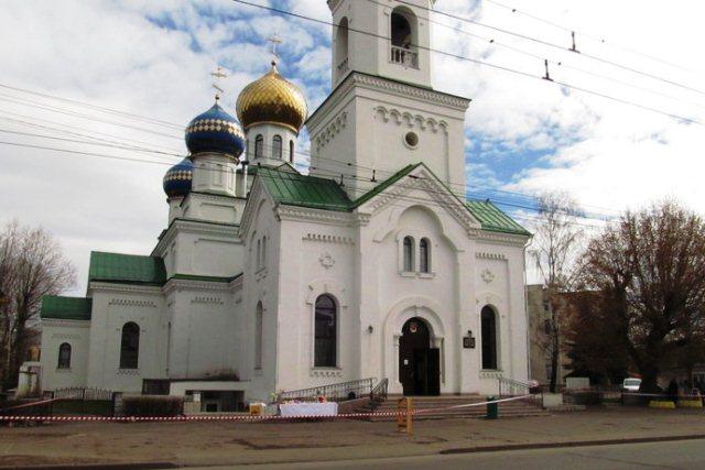 Свято-Никольский храм в Бобруйске