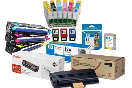магазин картриджей для принтеров