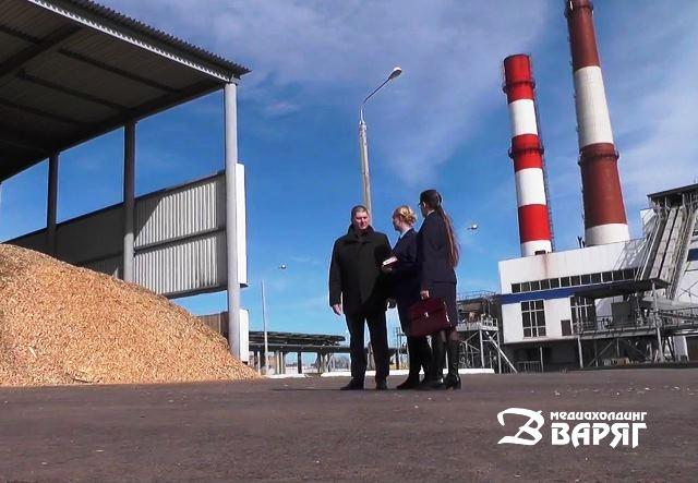 Пинская прокуратура проводит плановую проверку Пинских теплосетей