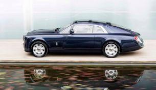 Rolls-Royce Sweptail - самый дорогой автомобиль в мире