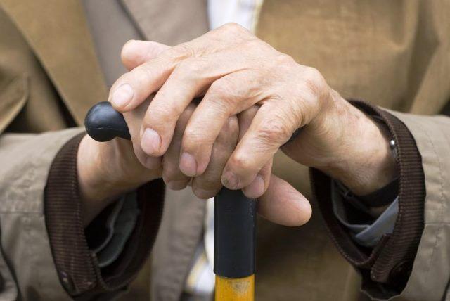 оформление пенсионного содержания - фото