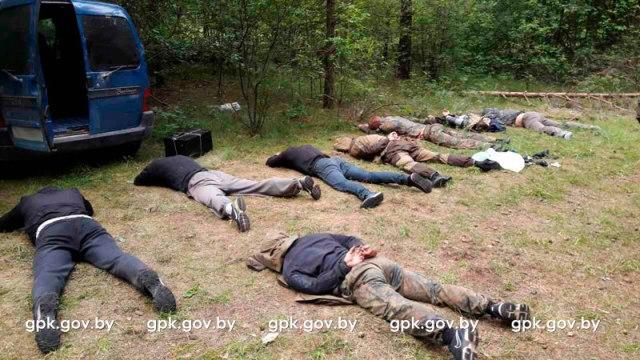 Стрельба награнице: злоумышленники несмогли перейти границу Белоруссии