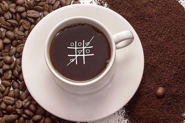 кофе меняет - фото