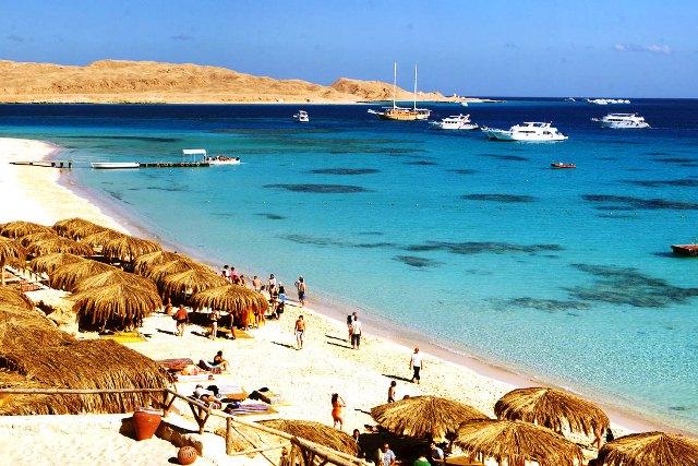 Отели Египта - фото