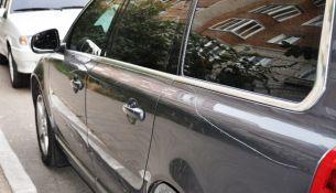 Наркоман повредил семь автомобилей, припаркованных на ул. Савича в Пинске