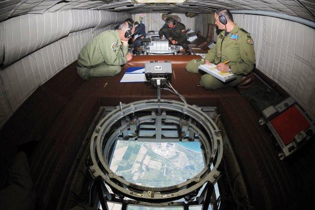наблюдательный полет над Беларусью
