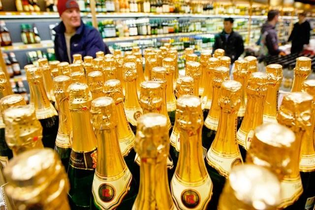 шампанское подорожает